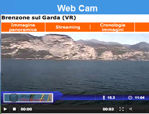 Webcam Brenzone